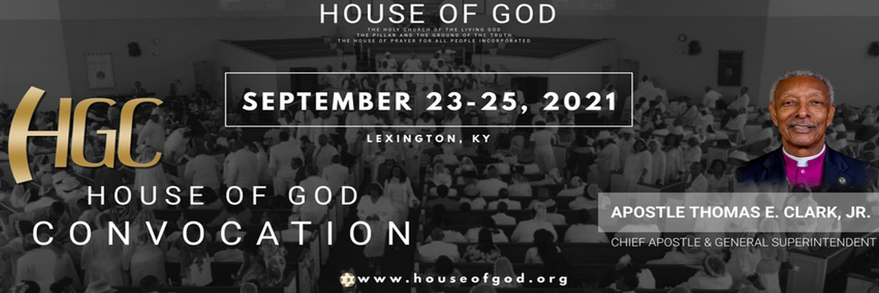 House of God Convocation 2021